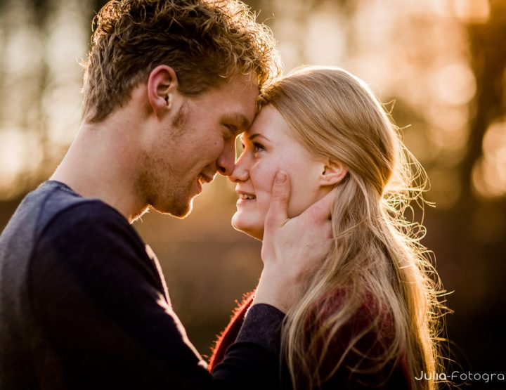 Loveshoot met Herman en Klaasje in Zwolle